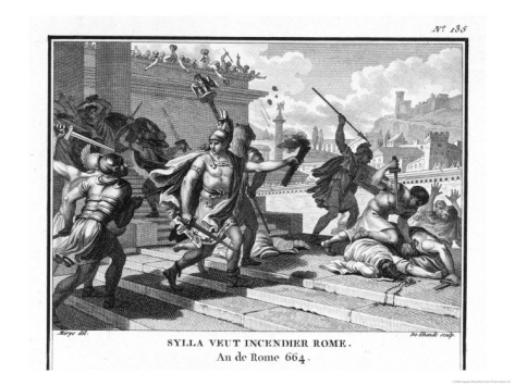 sulla and the civil war