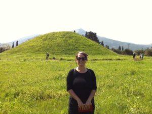 Burial Mound at Marathon