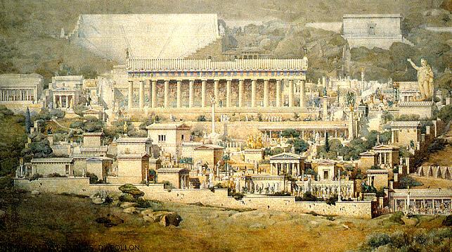 Delphi-reconstructed