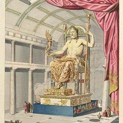 olympia statue of zeus